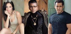 Sofia Hayat says Karan & Salman 'Promote Violence & Nepotism'