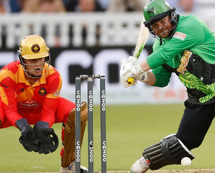 સધર્ન બ્રેવે 'ધ હન્ડ્રેડ' મેન્સ ક્રિકેટ ટાઇટલ 2021 જીત્યું - IA 1