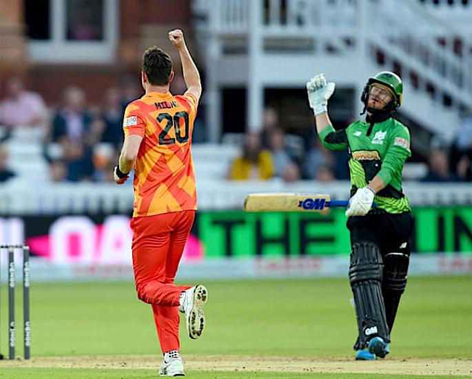 સધર્ન બ્રેવે 'ધ હન્ડ્રેડ' મેન્સ ક્રિકેટ ટાઇટલ 2021 જીત્યું - IA 2