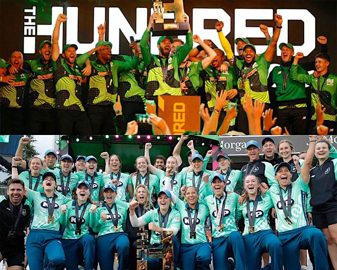 સધર્ન બ્રેવે 'ધ હન્ડ્રેડ' મેન્સ ક્રિકેટ ટાઇટલ 2021 જીત્યું - IA