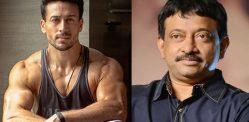 Tiger Shroff takes on Ram Gopal Varma's 'Bikini Babe' remark