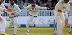 ویرات کوہلی نے انگلینڈ کے خلاف بھارت کی ٹیسٹ جیت پر خوشی کا اظہار کیا۔