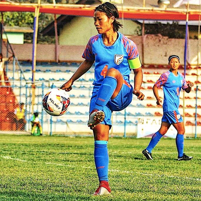 11 પ્રેરણાદાયી ભારતીય મહિલા ફૂટબોલ ખેલાડીઓ - આશાલતા દેવી