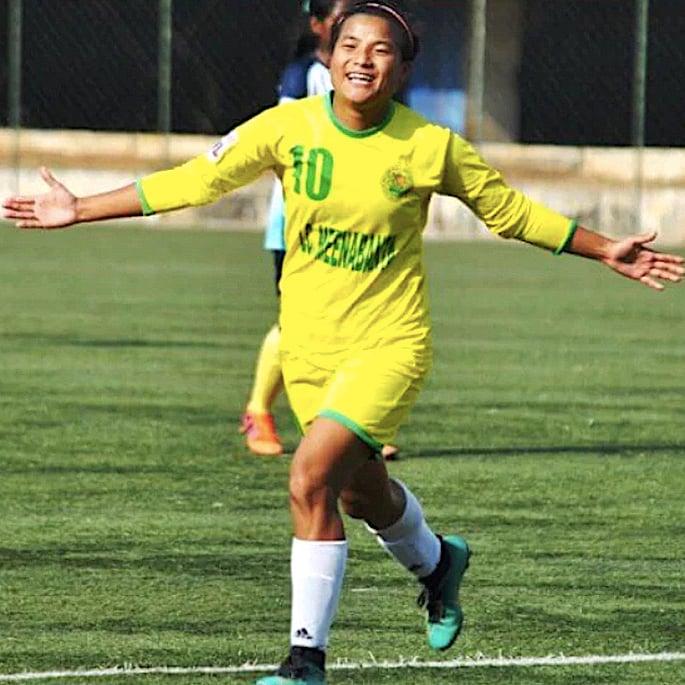 11 પ્રેરણાદાયી ભારતીય મહિલા ફૂટબોલ ખેલાડીઓ - રતનબાલા દેવી