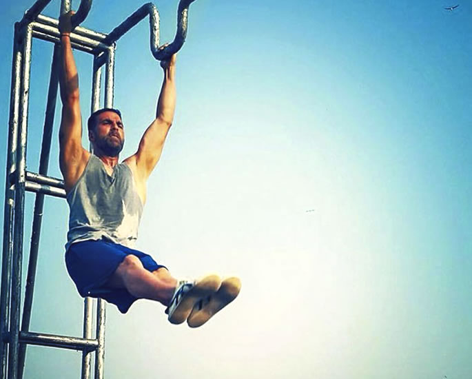 7 Fitness & Diet Secrets of Bollywood Stars - akshay