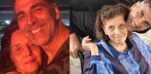 Akshay Kumar's mother Passes Away f