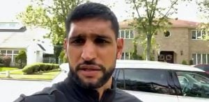 Amir Khan not happy for being kicked off Flight f