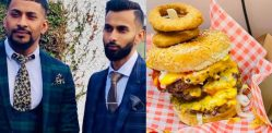 Brothers opened Burger Restaurant amid Lockdown & Tragedy