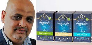 Halal Cat Food f