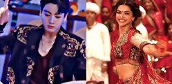 Deepika Padukone dancing to BTS Drum Beats goes Viral
