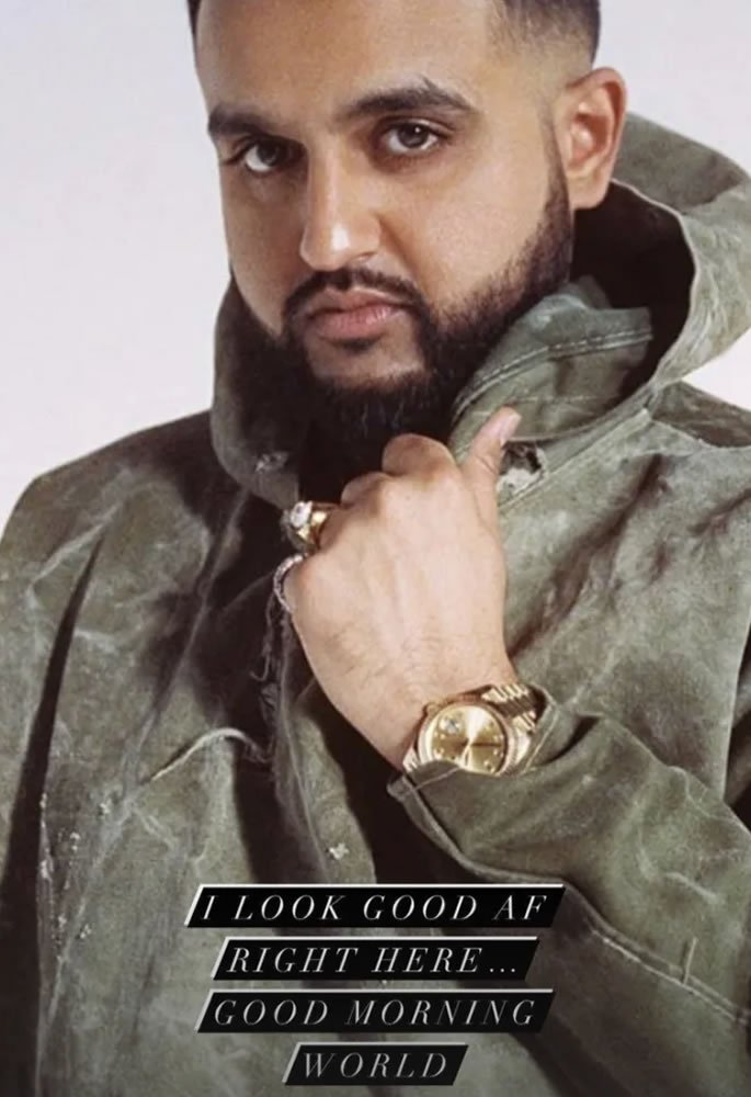 Drake troll il rapper NAV su Instagram 2