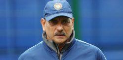 Indian Cricket Head Coach Ravi Shastri contracts Covid-19