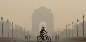 Is India's Pollution shortening life expectancy f