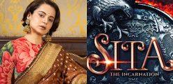 Kangana Ranaut set to Act in Period Drama as Sita