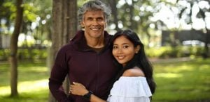 Milind Soman reacts to Wife's Self-Love Video f