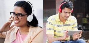 Podcasts & Audio Chat Rooms grow in India f