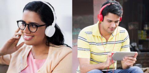 पॉडकास्ट आणि ऑडिओ चॅट रूम भारतात वाढतात f