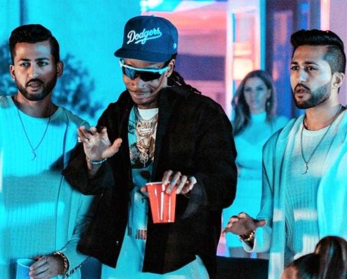 THEMXXNLIGHT talk Upbringing, Wiz Khalifa & Desi Pride