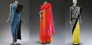 Victoria & Albert Museum showcases collection of Saris f