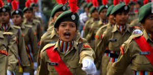 Women in Army Feature