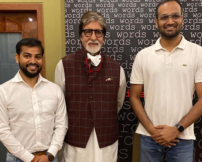 Amitabh Bachchan ni Balozi wa Brand ya Crypto - timu