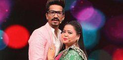 Bharti reacts to Trolls saying Husband 'Piggybacking' on Fame