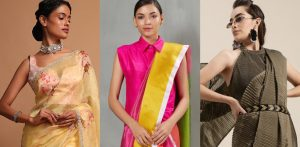 Gorgeous Saree Fashion Trends for 2022 - F