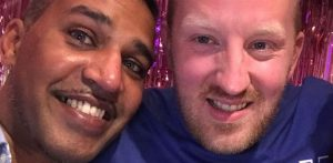 Homophobia leaves Same-Sex Couple fearing for Safety f