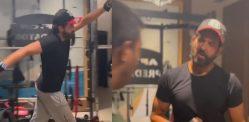 Hrithik Roshan goes Viral for Dancing at Gym