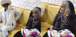 Indian Woman aged 70 becomes Mother for 1st Time f