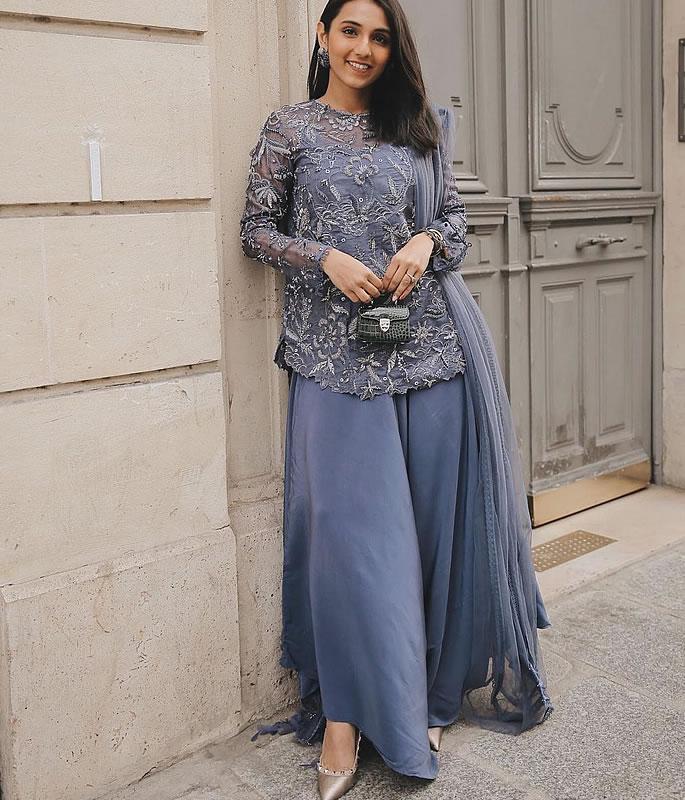Masoom Minawala is 1st Indian Blogger to attend Paris Fashion Week 2