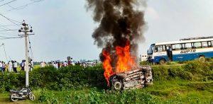 Nove persone morte nelle proteste degli agricoltori indiani f