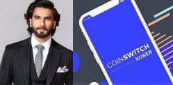 Ranveer Singh named Brand Ambassador for Crypto Platform