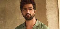 Vicky Kaushal reacts to Engagement Rumours