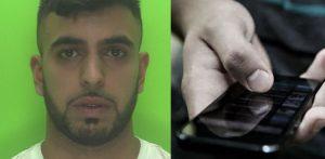 Violent Man jailed for Stalking Woman for 3 Months f