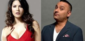 What Happened When Sunny Leone dated Russell Peters f