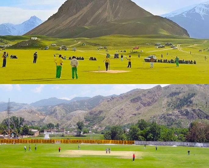 शाहिद खानने पाकिस्तान क्रिकेटमध्ये गुंतवणूक का करावी? - अबोटाबाद गिलगिट