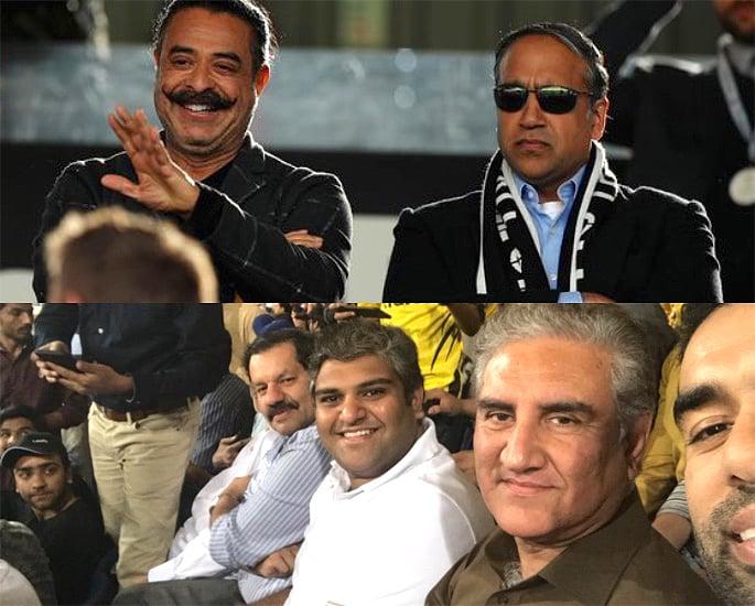 शाहिद खानने पाकिस्तान क्रिकेटमध्ये गुंतवणूक का करावी? - शाहिद खान शाहमूद कुरेशी